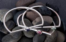 loganp, 2 Stackable Bracelets