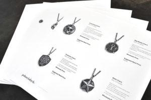 Line Sheet Workshop | March 31