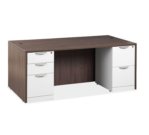 Full Double Desk Packages