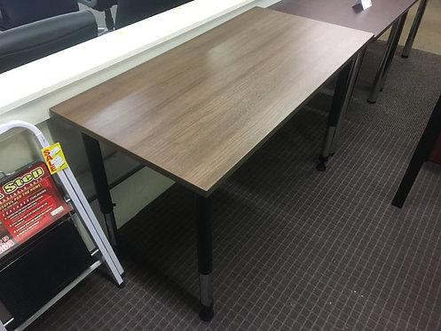 Modern Walnut Writing Table
