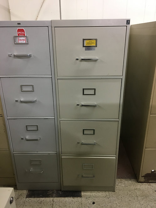Four Drawer Cabinet - Legal