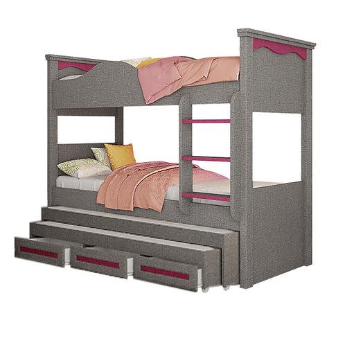 מיטת קומתיים ת.ב. דגם שובל