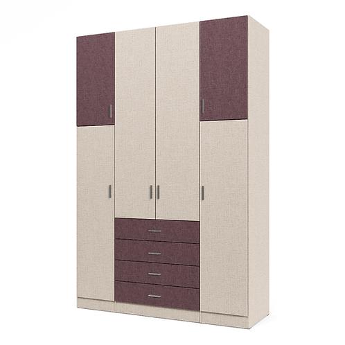 ארון דגם ארי עם דלתות מחולקות