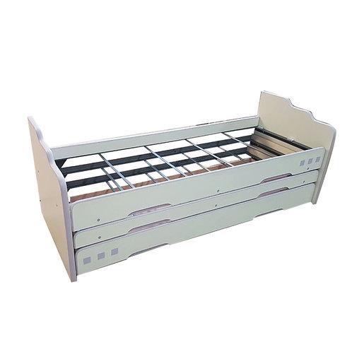 מיטת נוער משולשת רהיטי ויזל
