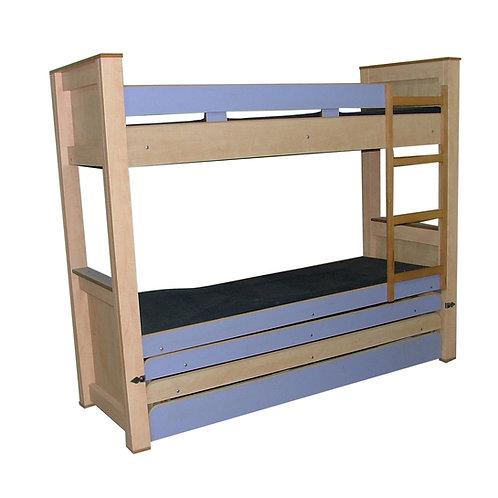 מיטת קומתיים רהיטי הנגר