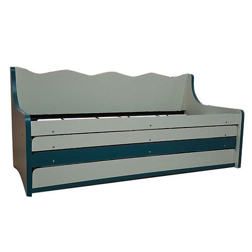 מיטת נוער משולשת רהיטי ויזל #6