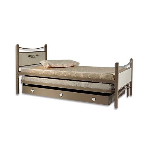 מיטת היירייזר קומפורט צבעוני