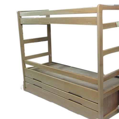 מיטת קומתיים רהיטי ויזל