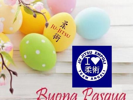 Ju Jitsu Empoli fa i più sinceri auguri di Buona Pasqua