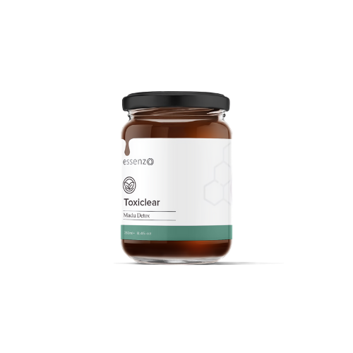 toxiclear honey 250 mg