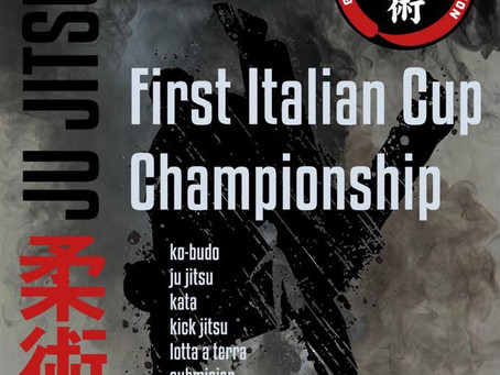 First Italian Cup Championship
