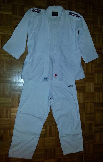 Judogi Shimai