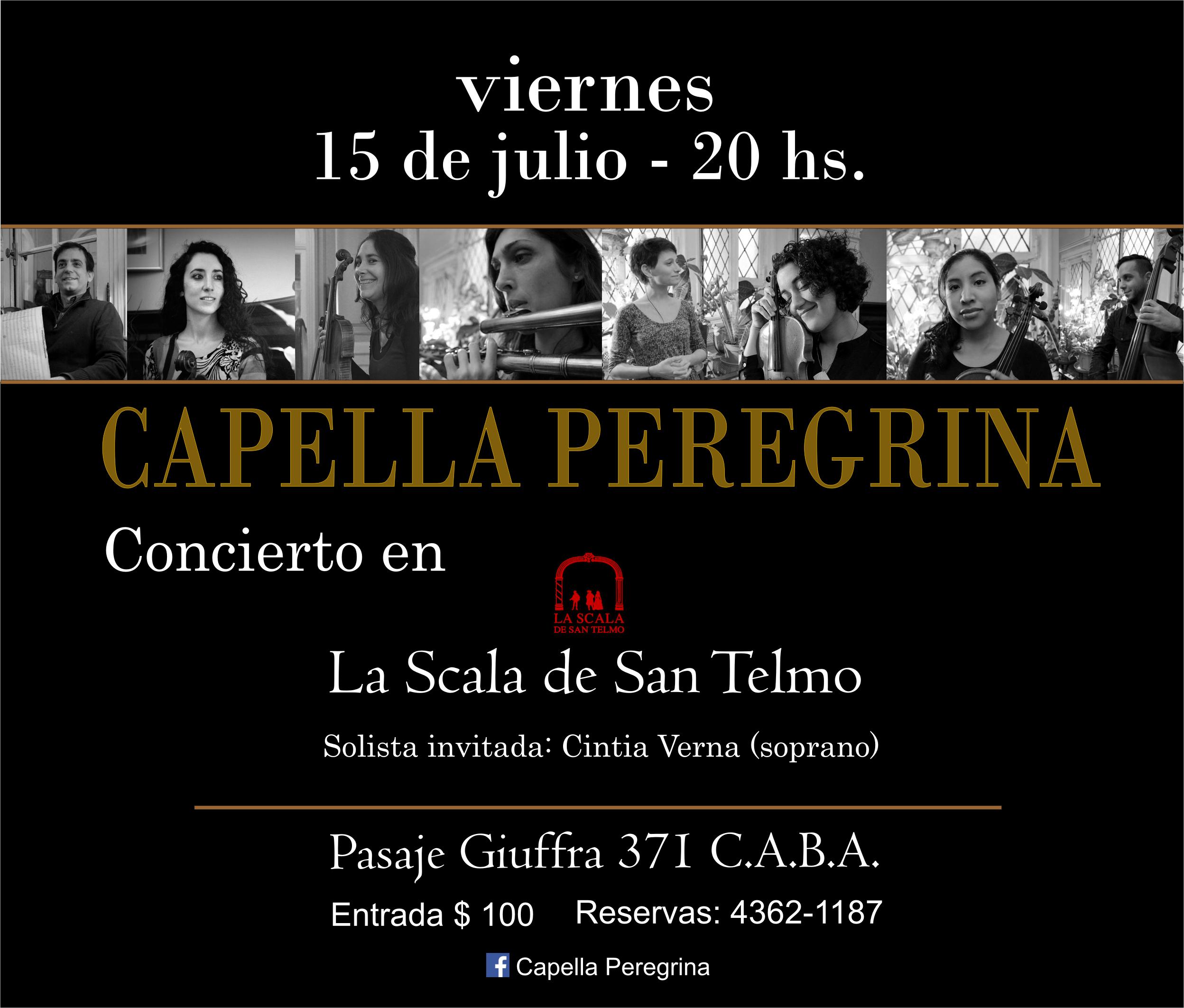 Scala de San Telmo, 2016