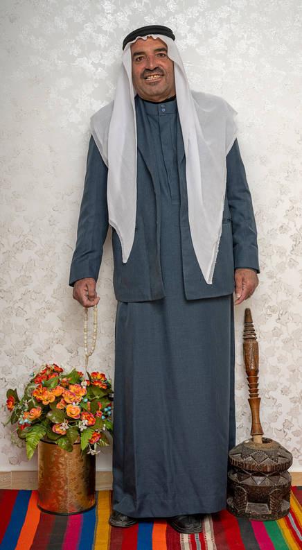 الشيخ نمر العبره رهط שייח נימר עטווה אלעוברה רהט Sheikh Nimer Atwa Alobra Rahat