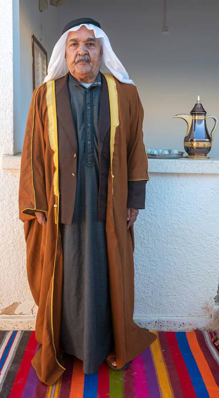 الشيخ عوده ابو سرحان تل السبع שייח עודה אבו סריחאן תל שבע Sheikh Uda Abu Srehan Tel Sheva