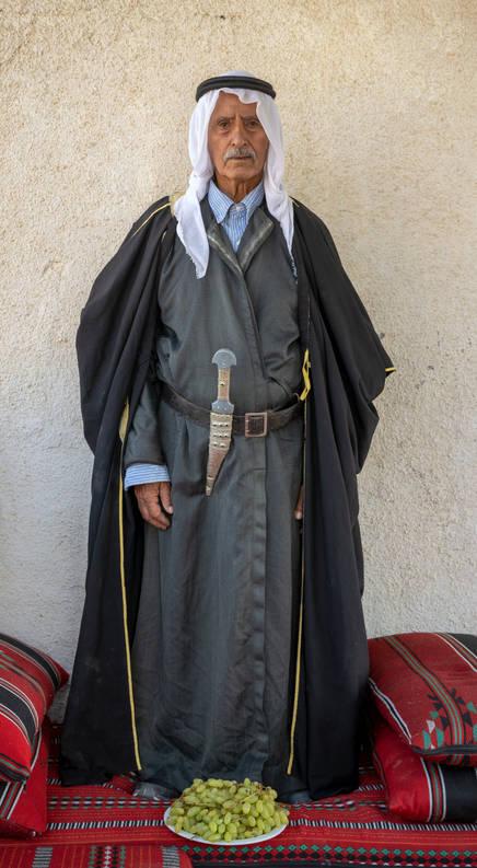 Sheikh Ibrahim Salame Sabih Almterat
