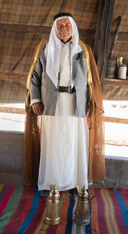الشيخ أبراهيم ابو عياده مكحول שייח איברהים אבו עיאדה פזורה איזור מכחול Sheikh Ibrahim Abu