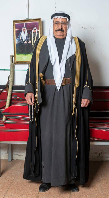 الشيخ سليم الهزيل رهط שייח סלים אלהוזייל רהט Sheikh Salim Alhuzayel Rahat