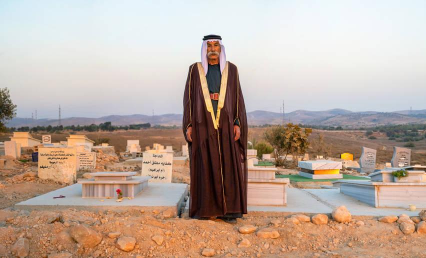 الشيخ صياح الطوري العراقيب שייח סייח אלטורי אל ארעקיב Sheikh Sayah Altori El Arakib