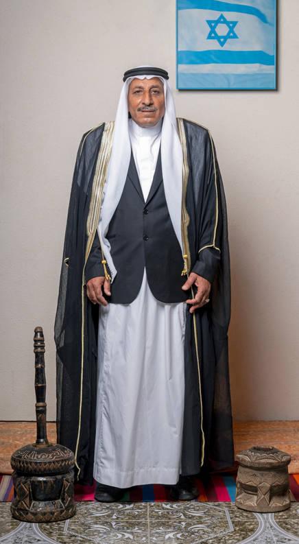 الشيخ أبراهيم الطوري رهط שייח איברהים אלטורי רהט Sheikh Ibrahim Altori Rahat