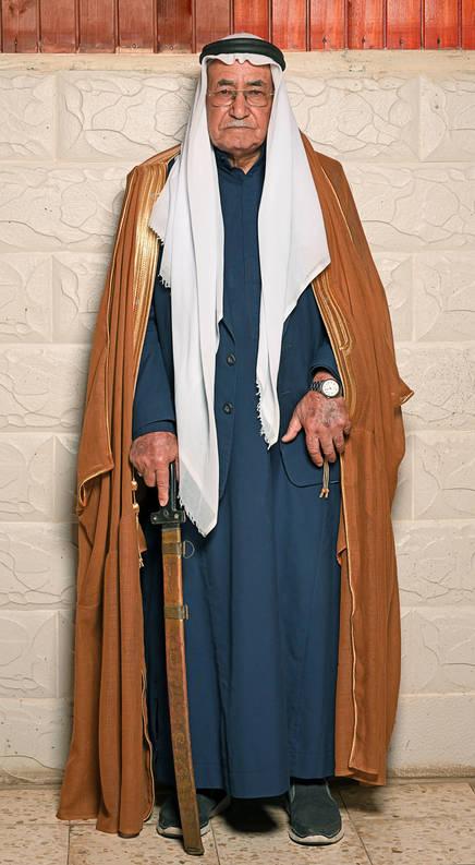 الشيخ سليم ابو شارب رهط שייח סלים אבו שאראב רהט Sheikh Salim Abu Shareb Rahat