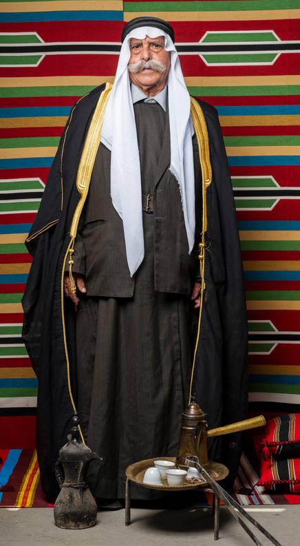 الشيخ صالح ابو جامع عرعره שייח סאלח אבו ג׳אמע ערערה בנגב  Sheikh Saleh Abu Jama  Arara Ba