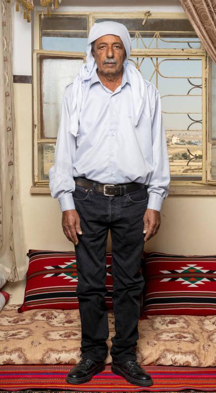الشيخ يونس أبو ربيعه كسيفه שייח יונס אבו רביעה כסייפה Sheikh Yunes Abu Rabia Kseife