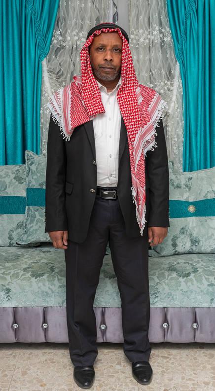 الشيخ سليمان ابو بلال رهط שייח סלימאן אבו בלאל רהט Sheikh Sliman Abu Bilal Rahat