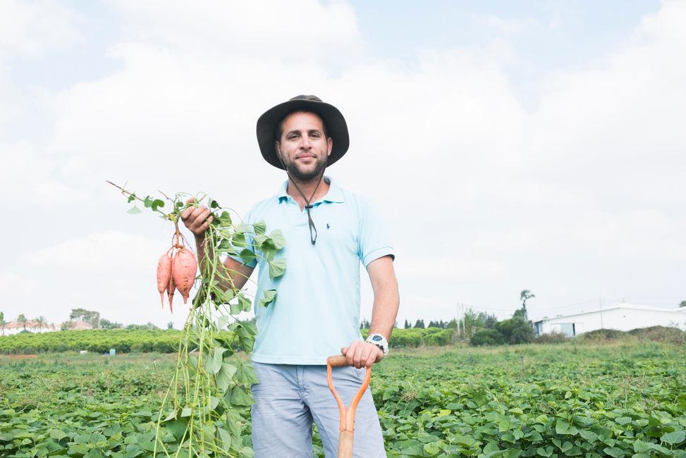 Shufersal farmers