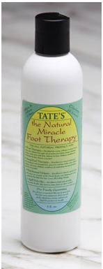TATE' THE NATURAL MIRACLE CONDITIONER FOOT THERAPY