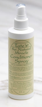 TATE' THE NATURAL MIRACLE CONDITIONER SPRAY 8 oz