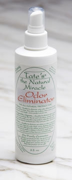 TATE' THE NATURAL MIRACLE CONDITIONER ODOR ELIMINA