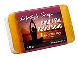 COLD & FLU RELIEF SOAP