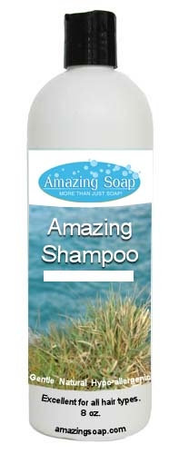 AMAZING SOAP SHAMPOO