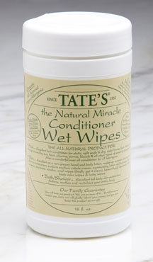 TATE' THE NATURAL MIRACLE CONDITIONER WET WIPES