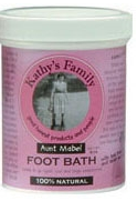 100% ORGANIC FOOT BATH