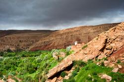 Vallée de l'Ounila Maroc