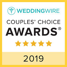 WeddingWire 2019 Award