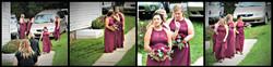 Jen's Bridal Party