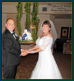 Congrats to Mike and Lorie