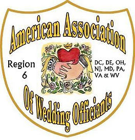 Wedding Officiant in York PA is a Proud Member of AAOWO