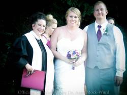 Courtney and Bill Wedding