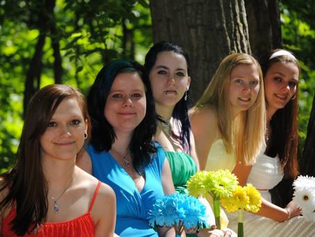 Bridal Color Schemes
