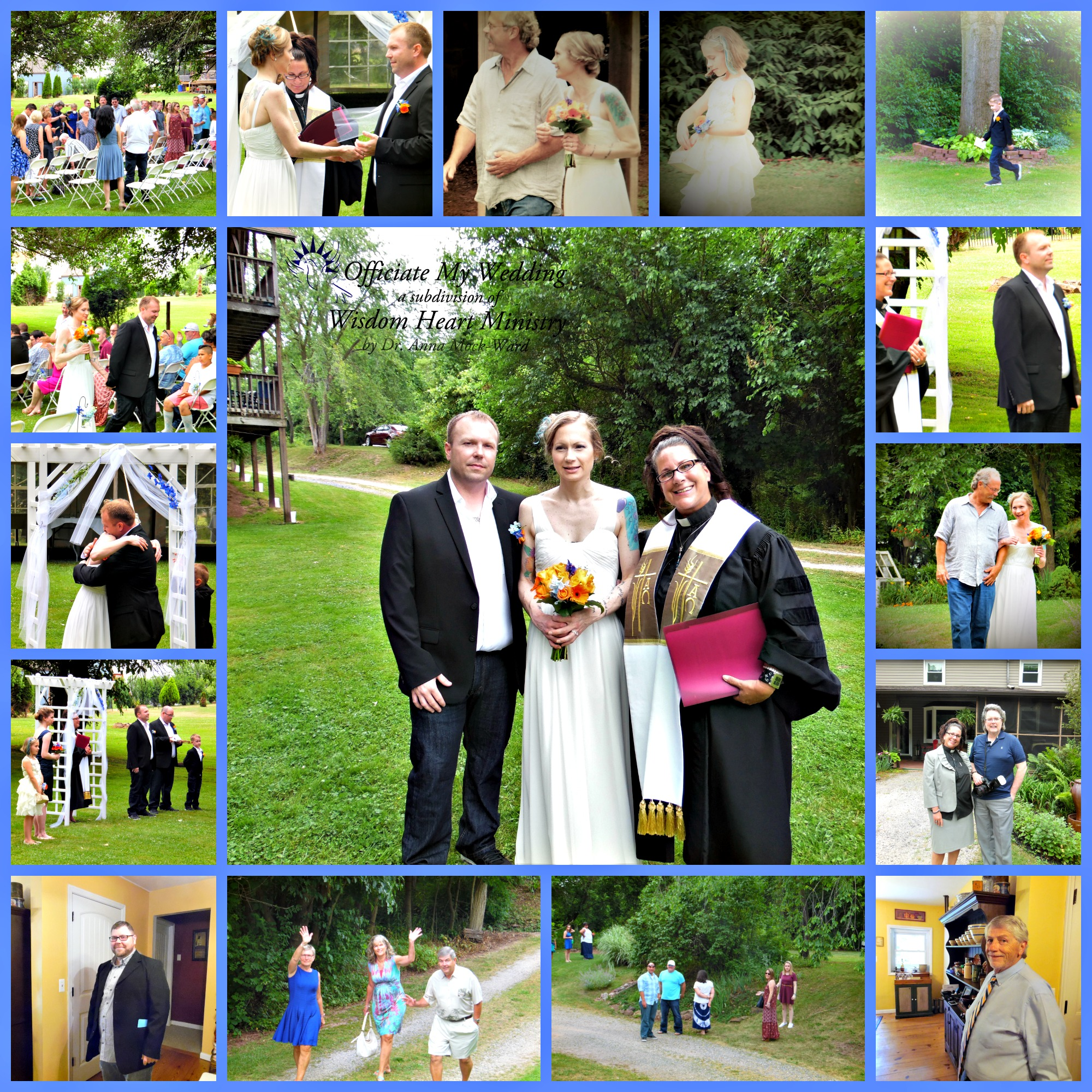 Cory and Jessica Wedding