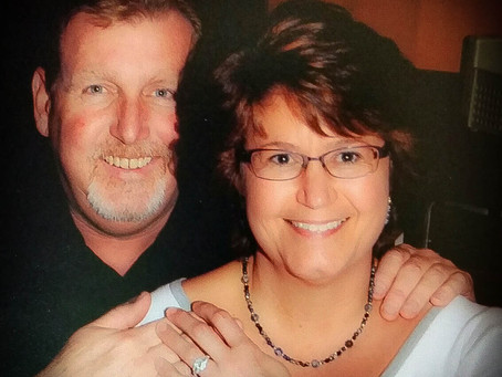 Wedding Officiant in PA Marries Kim and Steve