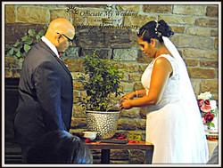 1 week married bliss