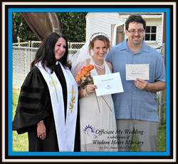 wedding officiant in york pa
