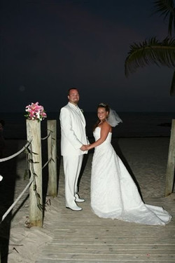 Victoria and Shane Moore Wedding