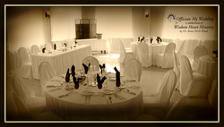 Wisehaven Event Center Set Up