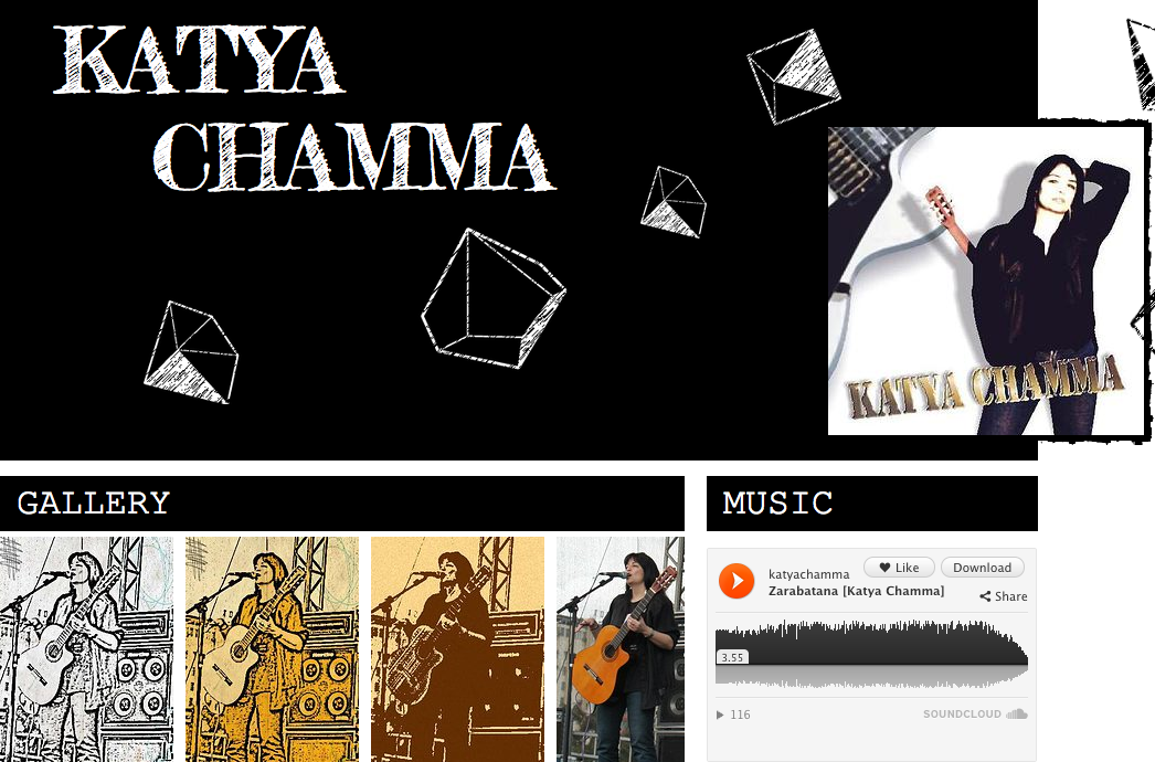 Katya Chamma :: WebSite